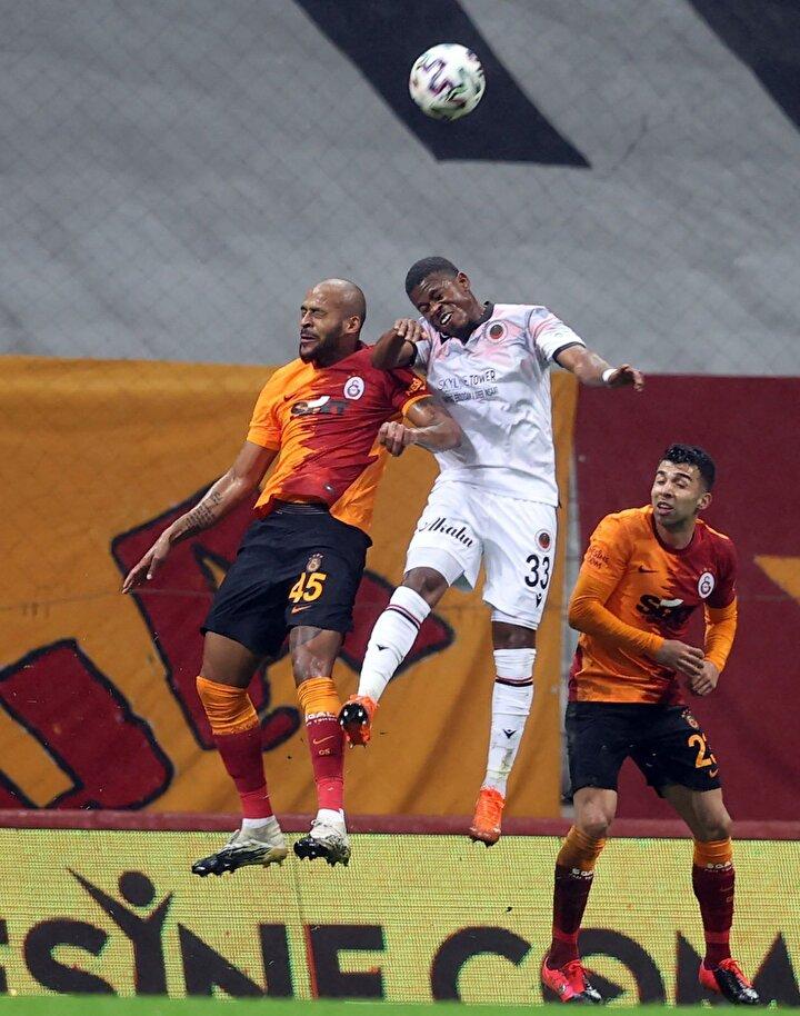 Marcao (Galatasaray): 8 puan