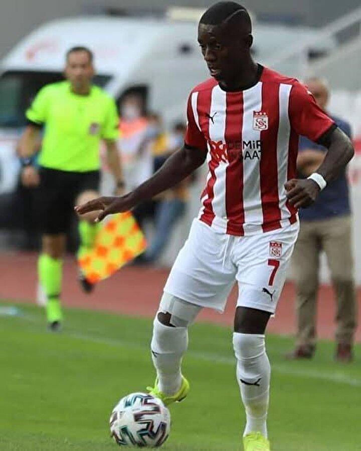 Max Gradel (Sivasspor): 9 puan