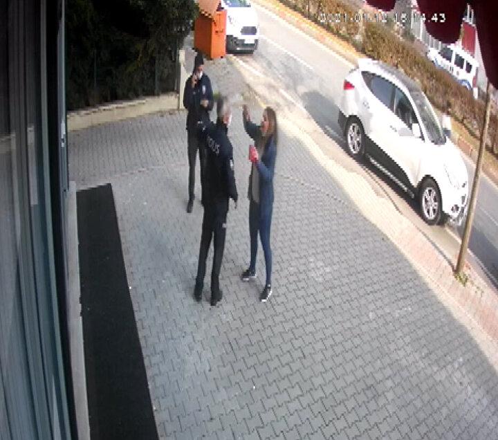 """Gülcan Ç, 10 Aralık 2020 tarihinde ise Trabzon Bulvarında koronavirüs tedbirleri kapsamında denetim yapan polis ekiplerince maske takmadığı için uyarılmış, taşkınlık yapıp, """"Bana zorluk çıkarmayın. Artistliğiniz kime ya dedikten sonra gözaltına alınmıştı. Polis merkezinde de maske takmayı reddeden Gülcan Ç., Maske takmayacağım ne yapıyorsanız yapın."""