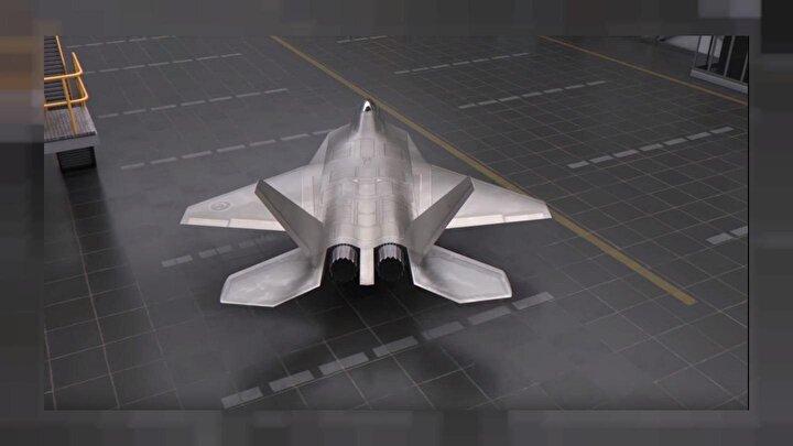 Üstün özellikleriyle tam bir savaşçı olan uçak, 21 metre uzunluğa, 6 metre yüksekliğe, 14 metre de kanat açıklığına sahip bulunuyor.