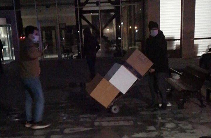 İstanbuldaki hastanelerde aşılamaların bugün başlaması bekleniyor.