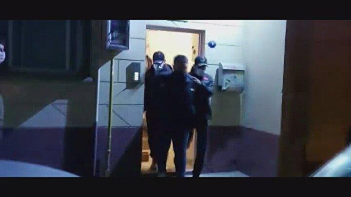 Diğer şüphelilerin yakalanması için çalışmalar sürüyor.