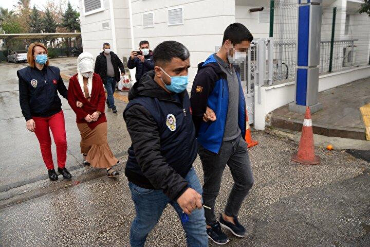 4 Ocak Pazartesi günü Y.S. ile nişan yapmak için yeniden kente gelen aileler, öğle saatlerinde kız evinin önünde karşılaştı. Önce tartışan, ardından da kavga eden ailelere polis müdahale etti. Polis merkezine götürülen taraflar dolandırıldıklarını anladı.