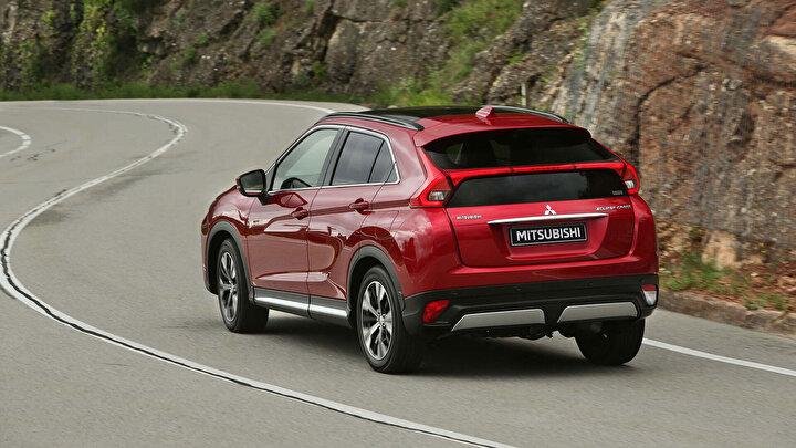 Mitsubishi Eclipse Cross  100 bin lira kredi 12 ay vade yüzde 0.99 faiz oranı  .