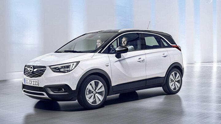 Opel Crossland  150.000 TL, 12 Ay, %0 ya da 150.000 TL, 24 Ay, %0,69  .