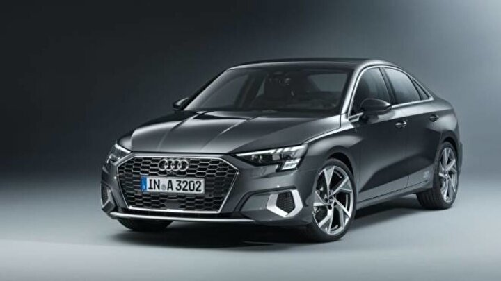 Audi A3 Sedan  0,99 faiz 24 ay 100.000 TL, %1,21 faiz 254 ay 150.000 TL ve %1,32 24 ay 200.000 TL  .