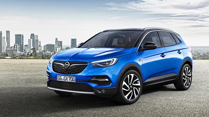 Opel Grand Land X  150.000 TL, 12 Ay, %0 ya da 150.000 TL, 24 Ay, %0,69  .