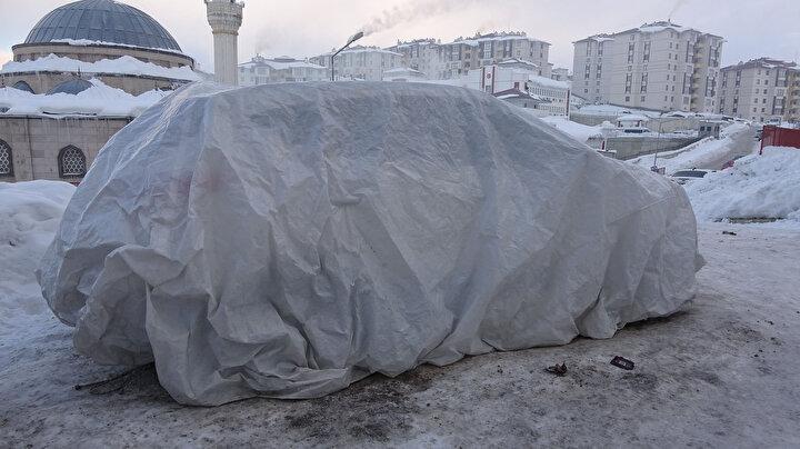 1900 rakımıyla Türkiyenin en yüksek yerleşim alanlarından olan Yüksekovada geceleri hava sıcaklığının, eksi 20 dereceye kadar düşmesi, ağaçların da buz tutmasına neden oldu.