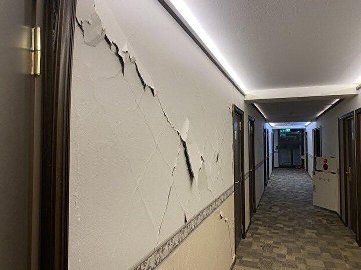 Dün Japonya'yı vuran 7.3 büyüklüğündeki depremin bilançosu netleşmeye başladı. Merkez üssü Fukushima eyaleti olan ve yerel saatle 23.07'de meydana gelen deprem nedeniyle çoğu Fukushima ve Miyagi eyaletlerinde olmak üzere 124 kişinin yaralandığı bildirildi.