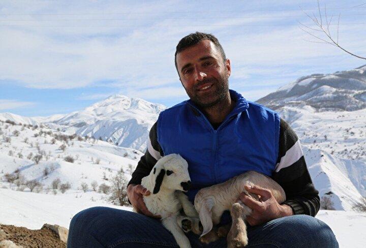 Uzun yıllar İstanbul'da farklı işler yapan 36 yaşındaki Serdar Eroğlu, şehri karmaşışından sıkılınca çareyi memleketi Tunceli'nin Pülümür İlçesi'ne bağlı Hacılı Köyü'ne yerleşmekte buldu.