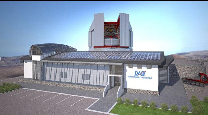 Altyapı, bina ve kubbe inşasının yüzde 95lik bölümü tamamlanan gözlemevinde, teknik eksikliklerin giderilmesi için de çalışmalar titizlikle yürütülüyor. Türkiyenin 2023 vizyon projeleri arasında bulunan ve dünyada benzerlerine kıyasla daha nitelikli ve özellikli donanımlara sahip optik sistemi bulunan gözlemevi için İtalyada teleskop yaptırıldı. Yapımı yaklaşık 4 yıl süren ve Kocaeli Gebze Gümrük Müdürlüğüne ulaştırılan teleskop, resmi işlemlerinin ardından kara yoluyla Erzuruma getirilecek.