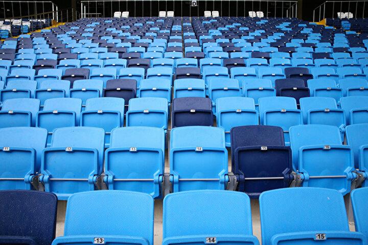 Yeni Adana Stadyumundan görüntüler