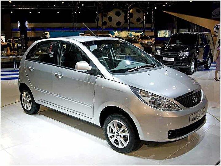 Tata Vista 2011 - 2012 model