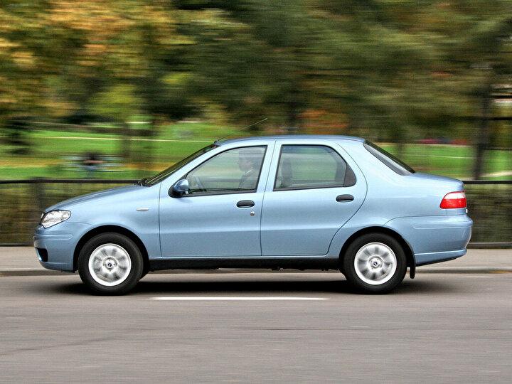 Fiat Albea 2011 - 2012 model