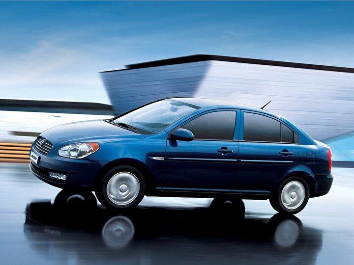 Hyundai Accent-Era 2011 - 2012 model
