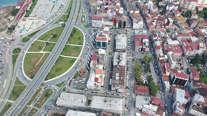 Azaltılacak yapı yoğunluğu Salarha beldesinde 52 bin metrekare ile Yağlıtaş Mahallesinde 207 bin metrekarelik iki yeni rezerv alanına taşınacak. Projede ilk etapta yıkılacak belediye bloklarının bulunduğu 23 hektarlık alandaki 118 dükkân, 174 ofis ve 60 konutta kentsel dönüşüm gerçekleştirilecek.
