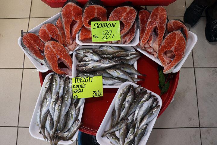 Balıkçı Volkan Kaşıkçı, geçen hafta kötü hava koşullarına bağlı olarak balık fiyatlarının yükseldiğini belirtip, Balık az çıktığı için hamsi 60, çinekop 100 liraya yükselmişti. Fırtınanın sona ermesiyle tezgahlar yeniden doldu ve hamsinin kilosu 40 liraya kadar geriledi. Çinekop 60 liraya düştü dedi.