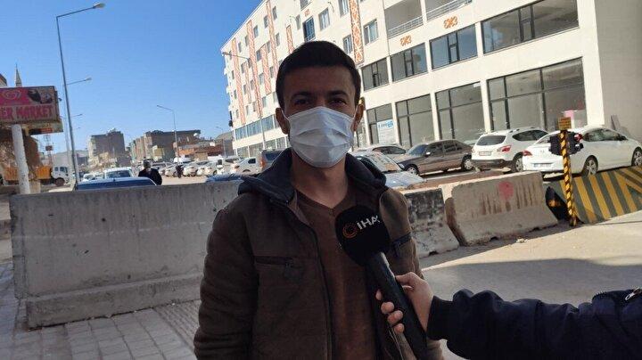 Sosyal medyadaki paylaşımların ardından binalarına olan ilginin arttığını belirten sakinlerden Ahmet Elik, görüntünün milyonlarca kez görüntüleme ve beğeni aldığını söyledi.