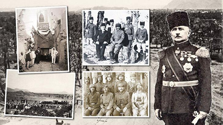 Hz. Peygamber'in şehrini savunan komutan: Fahrettin Paşa