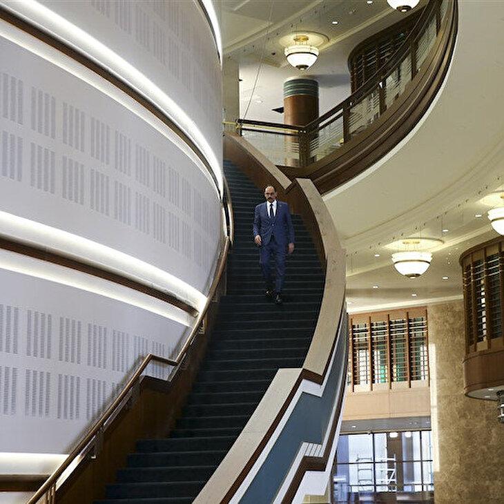 5 milyon kitap hedefiyle 'Cumhurbaşkanlığı Kütüphanesi' açılıyor