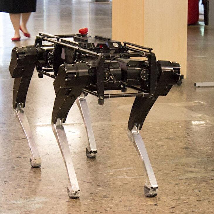 Boston Dynamics'in en büyük rakibi: Ghost Robotics