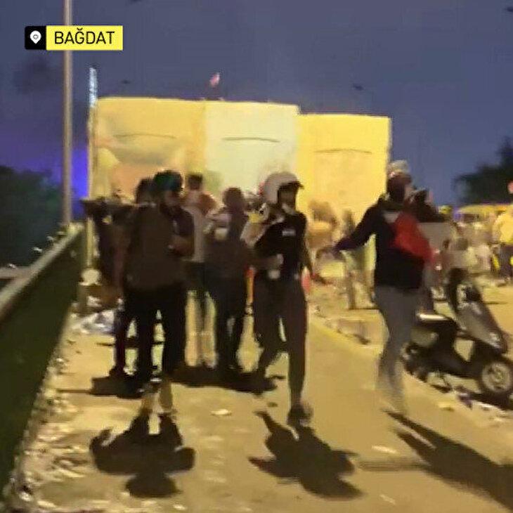 Irak protestoları sürüyor: 3 kişi daha hayatını kaybetti