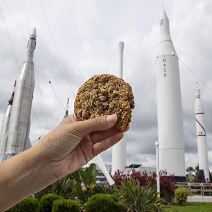 Uzay araçlarında sıcak kurabiye dönemi