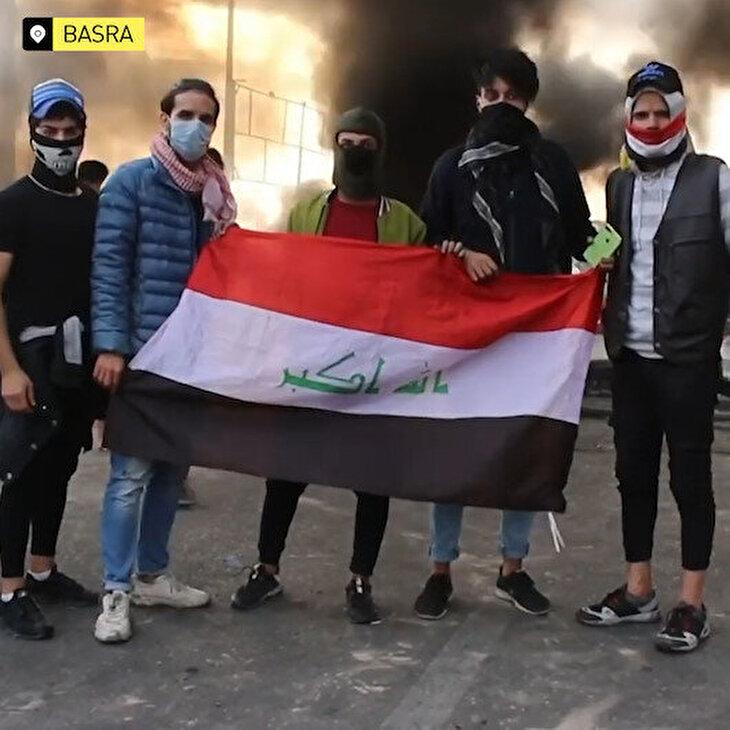 Irak'ta 'kanlı pazarın' bilançosu ağır oldu