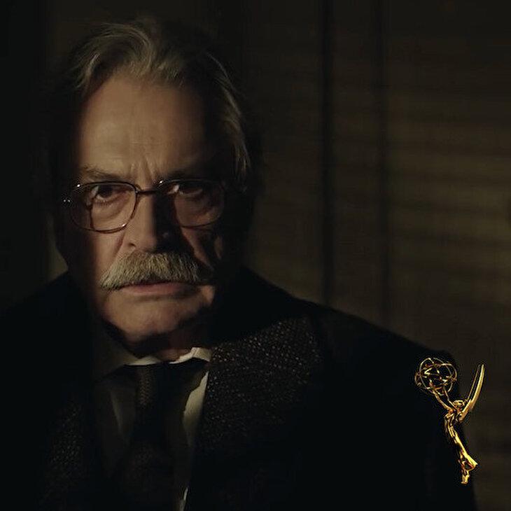 Emmy ödüllü Haluk Bilginer'in unutulmaz 5 performansı