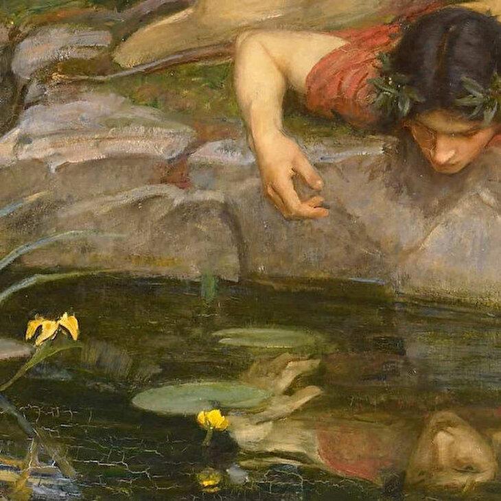 Adını mitolojiden alan çiçek: Nergis