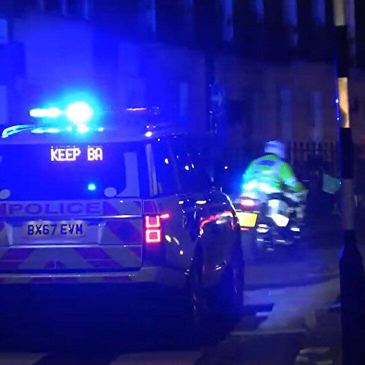 NATO Zirvesi liderleri gizli servis eşliğinde Londra'da