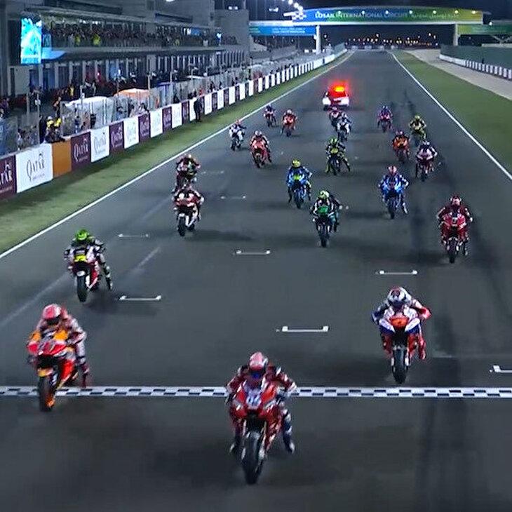 MotoGP'de 2019 yılına damga vuran anlar