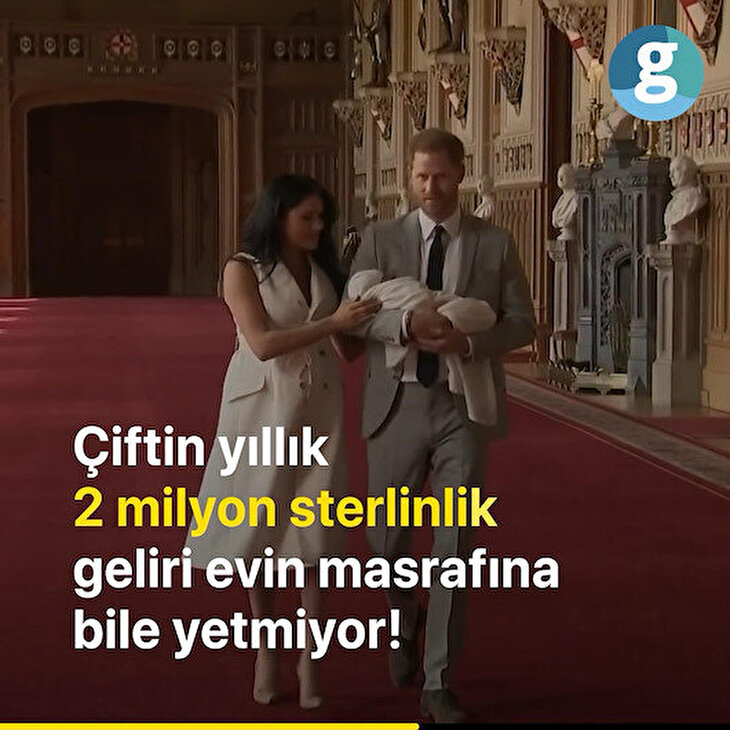 Prens Harry ve Meghan Markle'ın bağımsız hayatı zorlu başladı