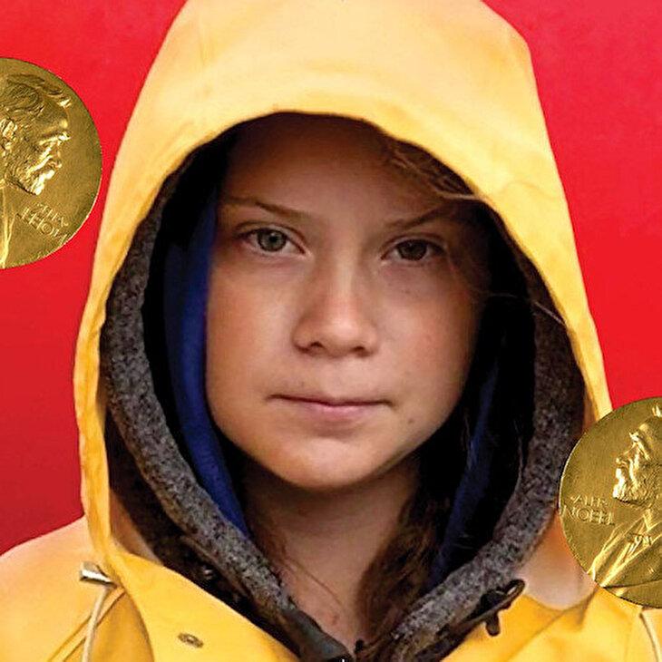 Greta Thunberg Nobel Ödülü'ne aday gösterildi