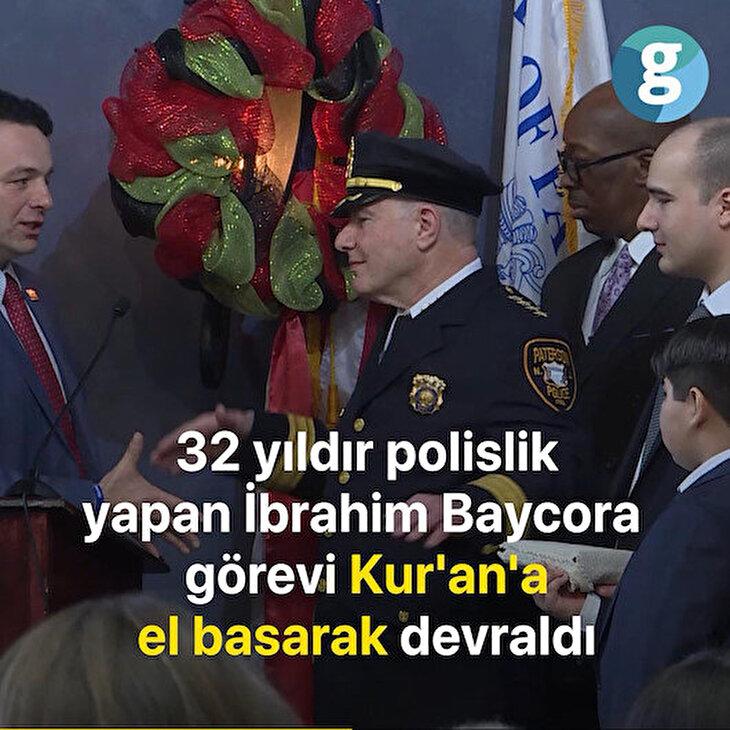 ABD'de bir Türk ilk kez emniyet müdürü olarak atandı