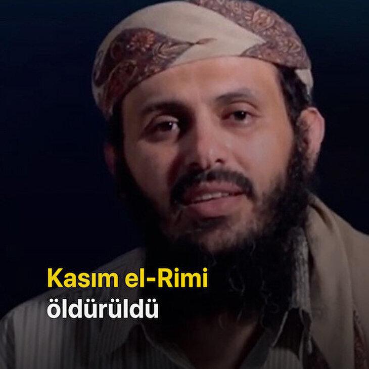 El-Kaide'nin 2 numaralı ismi Kasım el-Rimi kimdir?