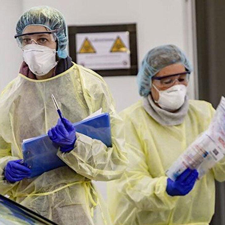 DSÖ'den Açıklama: Koronavirüs merkez üssü artık ''Avrupa''