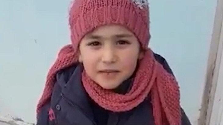 Erzurumlu küçük Miray'ın koronavirüs tavsiyeleri gülümsetti