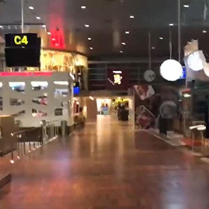 Koronavirüs Danimarka'da havalimanı kapattırdı