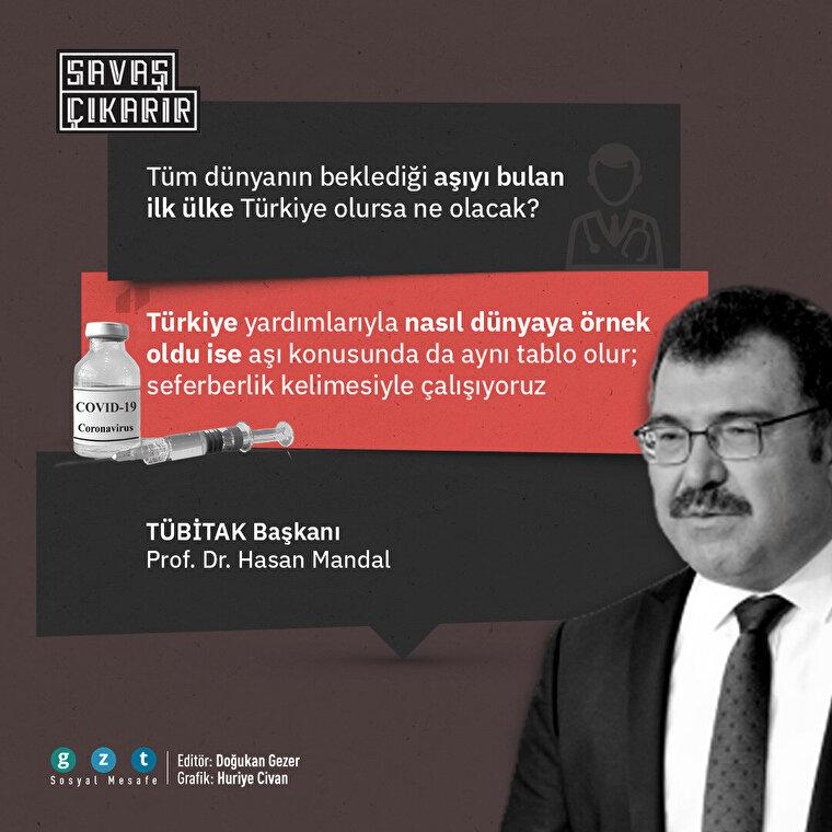 Kovid-19 aşısını Türkiye bulursa ne olacak?