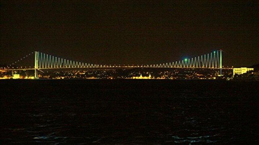 Boğaziçi Köprüsü KOAH'a dikkat çekti