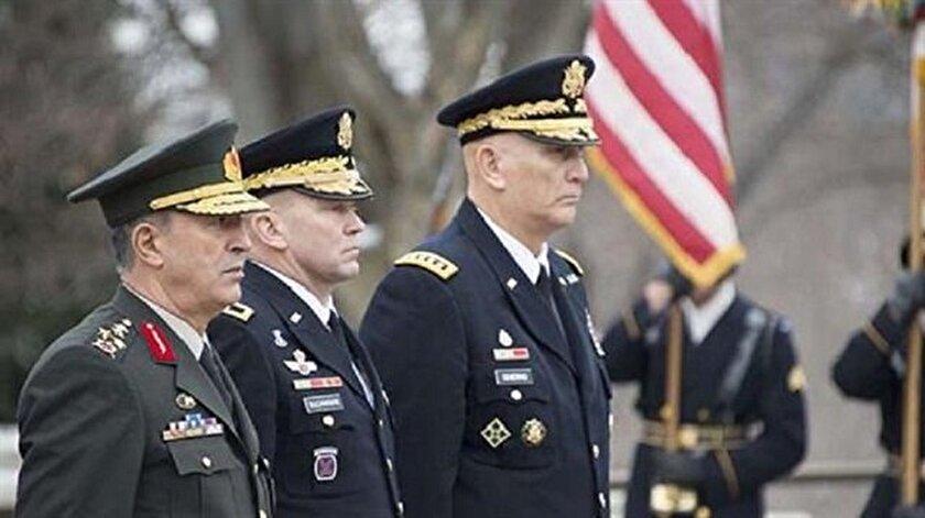 Çuvalcı Generalden Türk komutana liyakat madalyası