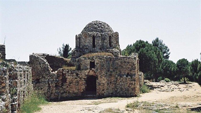 Aya Yorgi Kilisesi restore ediliyor