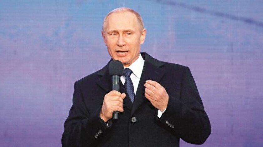 Putinin kobay ülkesi