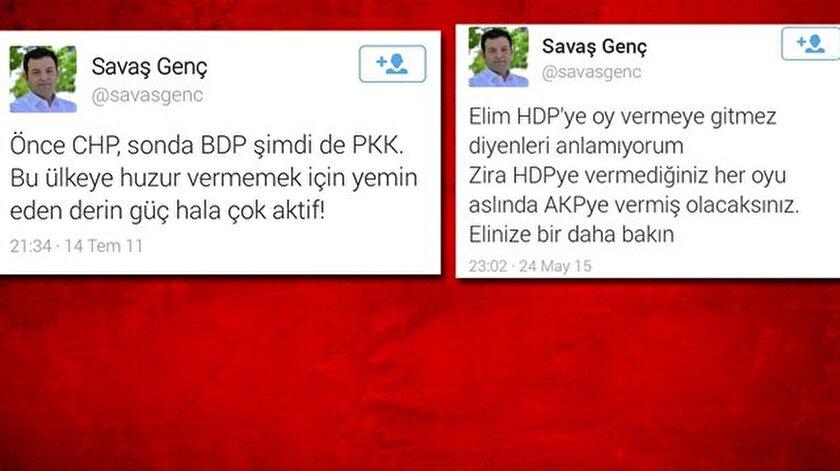 Gülen Cemaatinin akıl hocası: Huzur HDPde!