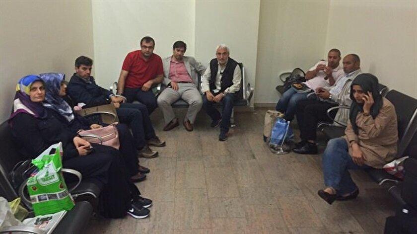 İsrail 4ü gazeteci 9 Türkü 6 saat sorgulayıp sınır dışı etti