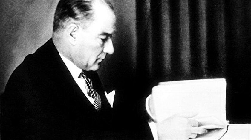 Atatürkün yazdığı film senaryosu