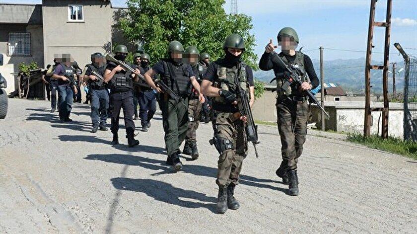 Terör örgütü PKK'ya yönelik operasyonlar Şırnak ve Nusaybin'de devam ediyor.