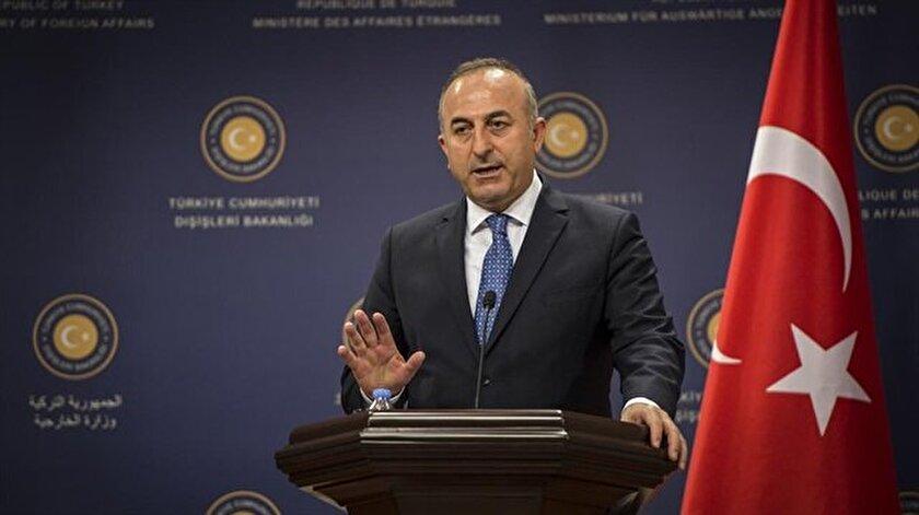 Bakan Çavuşoğlu Rus Kommersant gazetesi için makale yazdı.