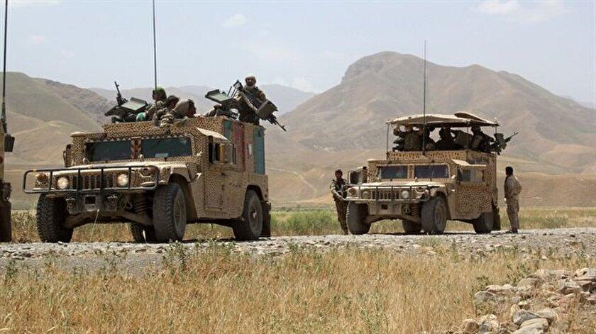 Arşiv- Afganistan Güvenlik Güçleri'nin Taliban'a yönelik operasyonu devam ediyor.
